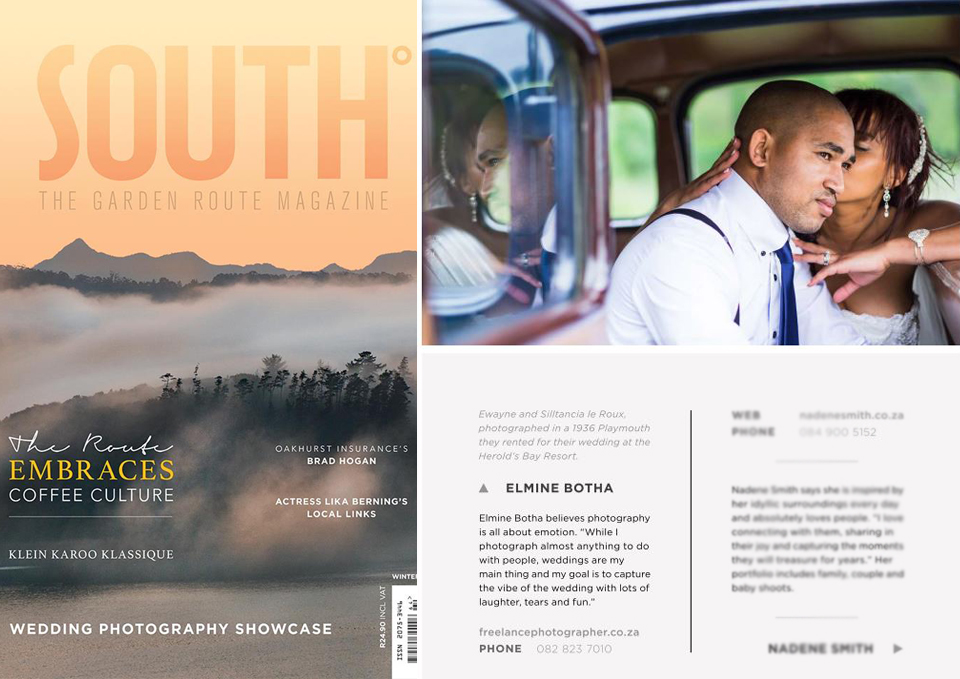 South Magazine Elmine Botha Freelance Photographer
